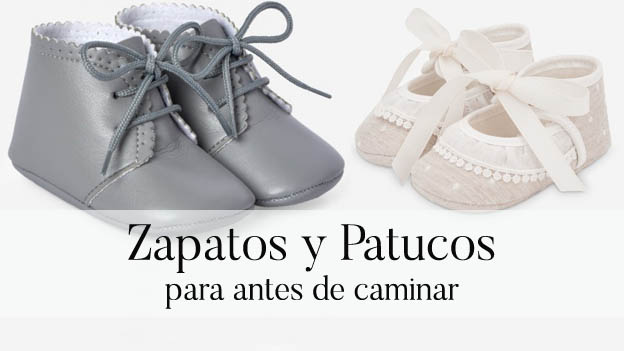 Zapatos y patucos