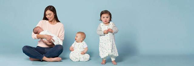 Sacos y Pijamas de bebé