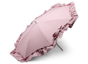 Sombrilla para carrito y sillas de muñecas