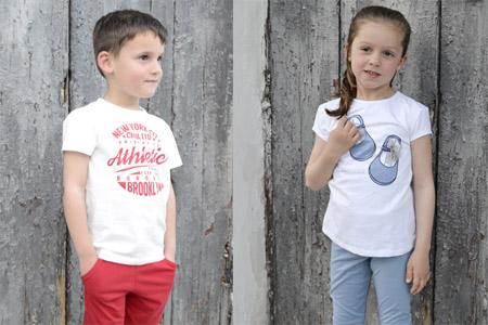 Moda infantil Low Cost Paranenesynenas