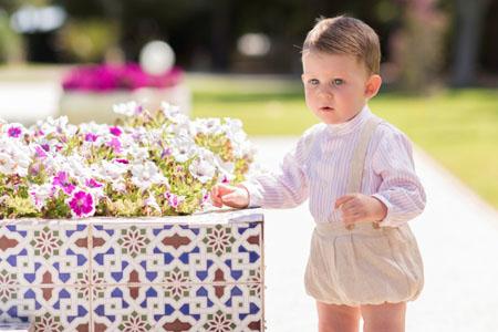 Ropa niños de Dolce Petit de verano