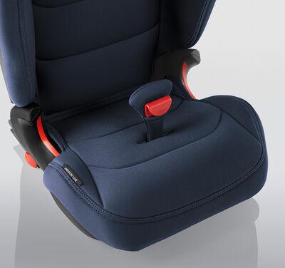Detalles de la silla de coche