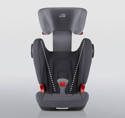 Seguridad lateral de la silla de coche